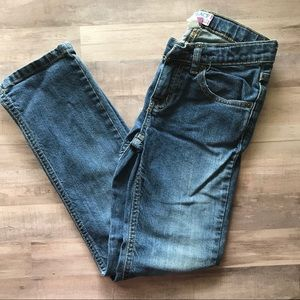Girls 1989 Place Skinny Straight Jeans Size 10
